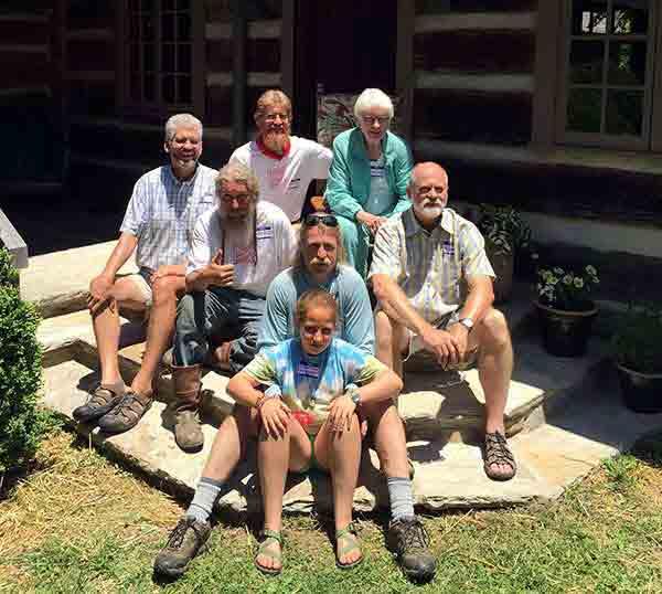 Mountain Men Cast