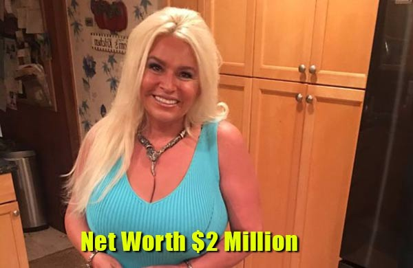 """Image of Beth Smith net worth which is $2 million"