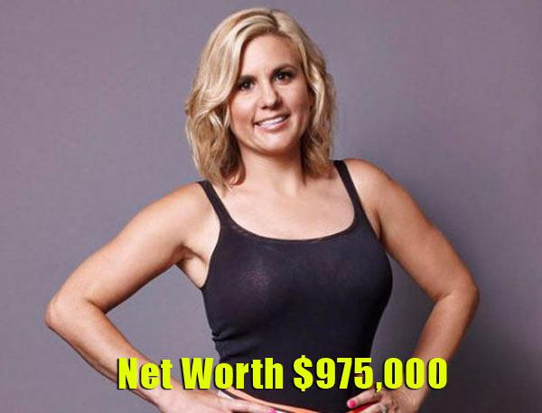 Image of Brandi Passante net worth is $975,000