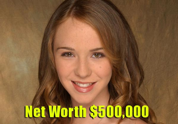 Image of Camryn Grimes net worth is $500,000