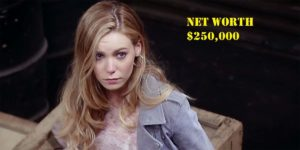 Image of Chloe Lanier whose net worth is $250,000