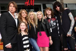 Image of Christopher Cody Cyrus family
