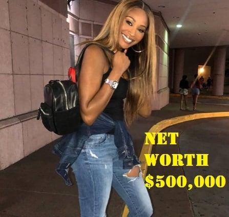 Cynthia-Bailey-net-worth | Eceleb-Gossip