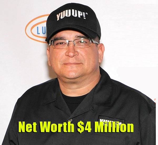 Image of Dave Hester net worth is $4 Million