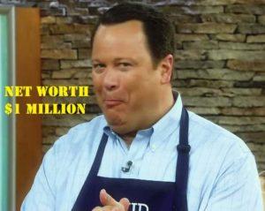 Image of David Venable net worth is $1 million