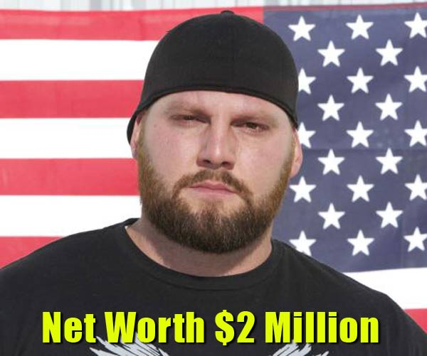 Image of Dave Sparks net worth is $2 million