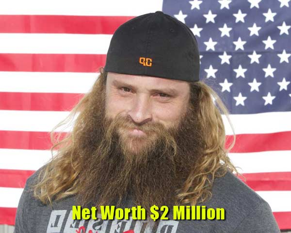 Image of Diesel Brothers Diesel Dave net worth is $2 Million