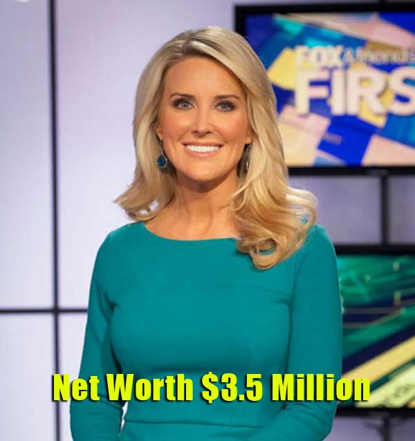 Image of Heather Childers net worth is $3.5 Million