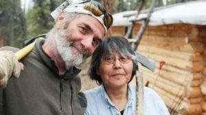 Image of Heimo Korth with his wife Edna Korth