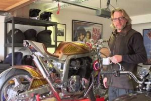 Image of TV Presenter Motorcycle Enthusiast Henry Cole, Wiki-bio, Wife, Married life, Kids, Age
