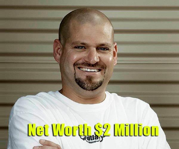 Image of Jarrod Schulz net worth is $2 million
