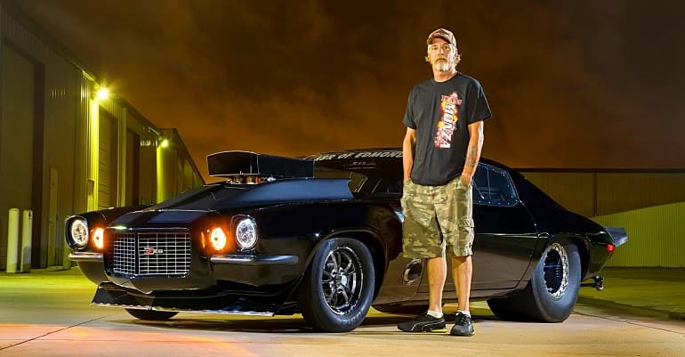 Street Outlaws Monza Wife Son Net Worth New Motor Age