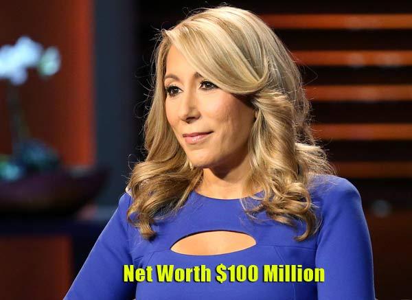 Image of Lori Greiner net worth is $100 million