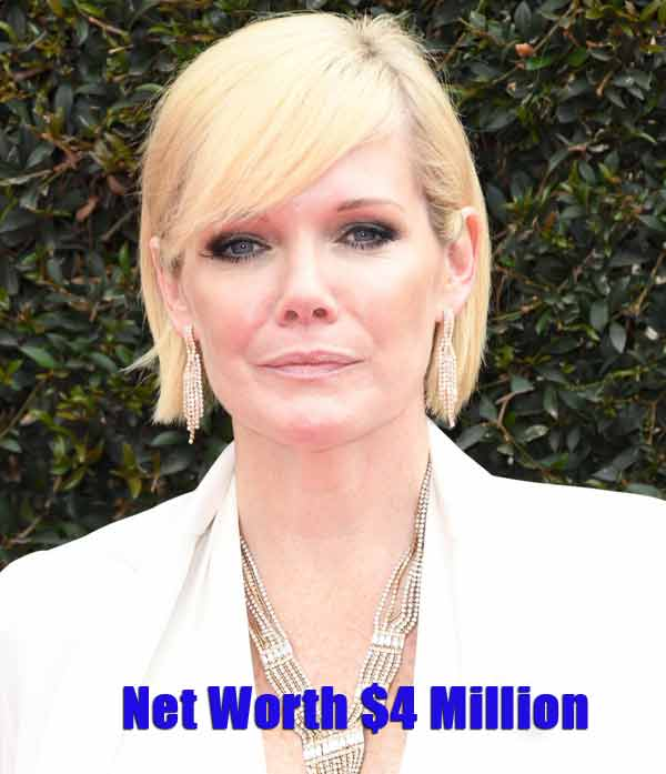 Image of Maura West net worth is $4 million