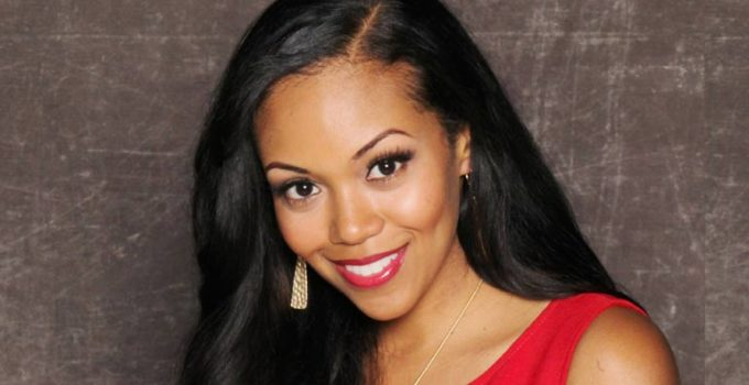 Image of Is Mishael Morgan (Hilary Curtis) leaving The Young and the Restless? Know about her husband, children and net worth