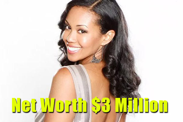 Image of MIshael Morgan net worth is $3 million