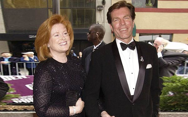Image of Peter Bergman with his wife Mariellen Bergman