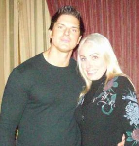 Is zak bagans in a relationship