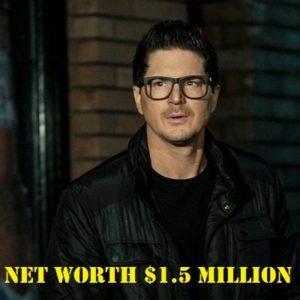 Image of Zak Begans net worth is $1.5 million