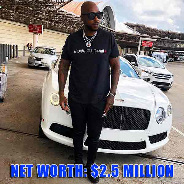 Image of Black Ink Crew star Ceaser Emanuel has an impressive net worth of $2.5 million