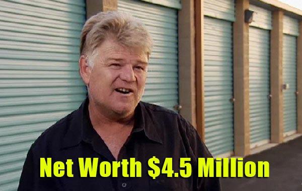 Image of Dan Dotson net worth is $4.5 million