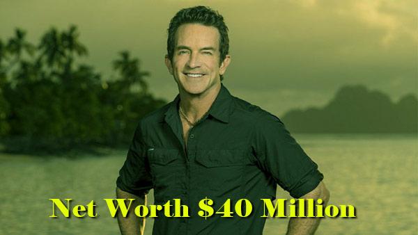 Image of Jeff Probst net worth is $40 million