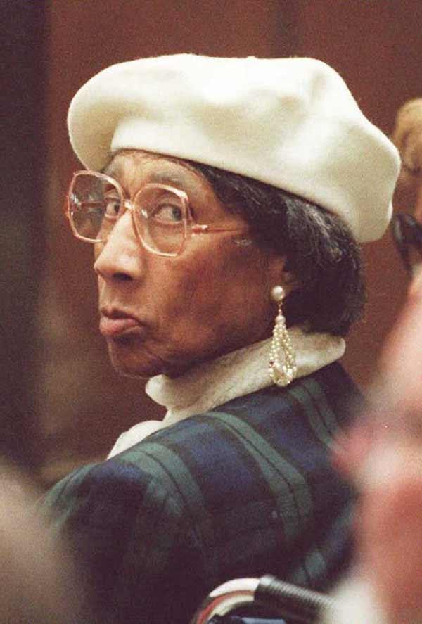 Image of Justin Ryan Simpson grandmother Eunice Simpson
