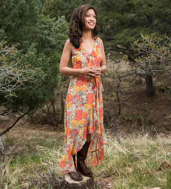 Image of Commentator, Michelle Malkin height 5 feet 2 inches