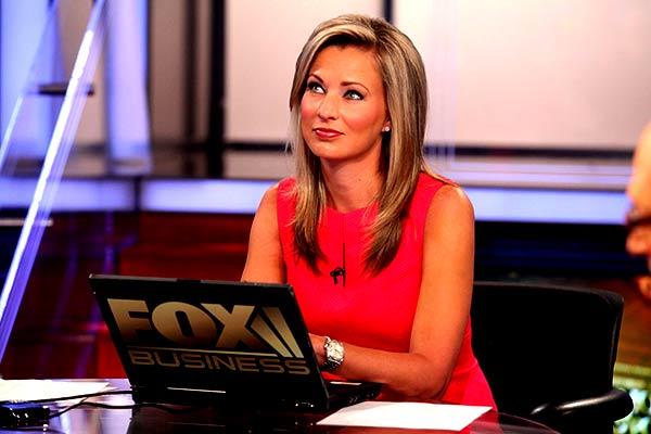 Image of Journalist, Sandra Smith