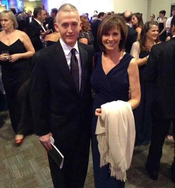 Image of Terri Gowdy with her husband, Trey Gowdy