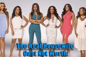 Image of The Real Housewives of Atlanta cast net worth
