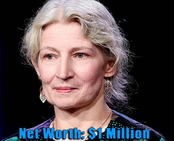 Image of Alaskan Bush People cast Ami Brown net worth is $1 million