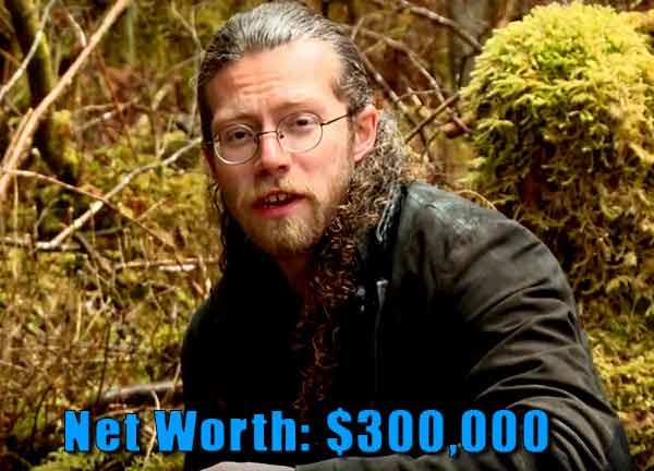 Image of Alaskan Bush People cast Bam Bam Brown net worth is $300,000