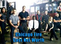 Image of Chicago Fire Cast Net Worth And Salary