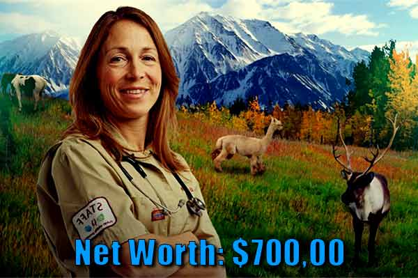 Image of Dr. Michelle Oakley net worth is $700,000