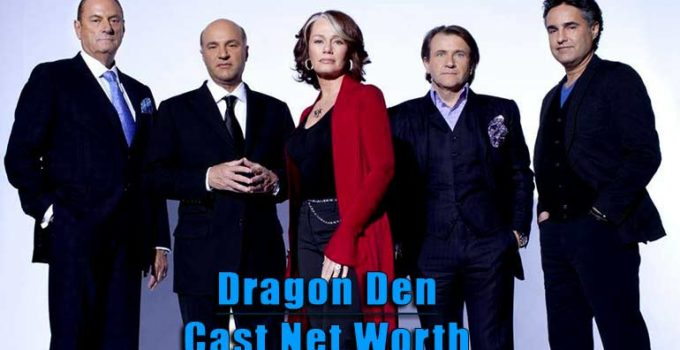 Image of Dragons Den Cast Net Worth and Salary