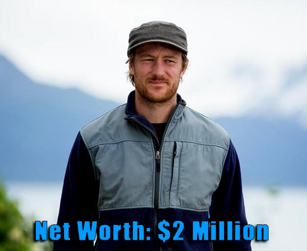 Image of The Last Frontier cast Eivin Kilcher net worth is $2 million