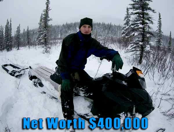 Image of Erik Salitan net worth is $400,000