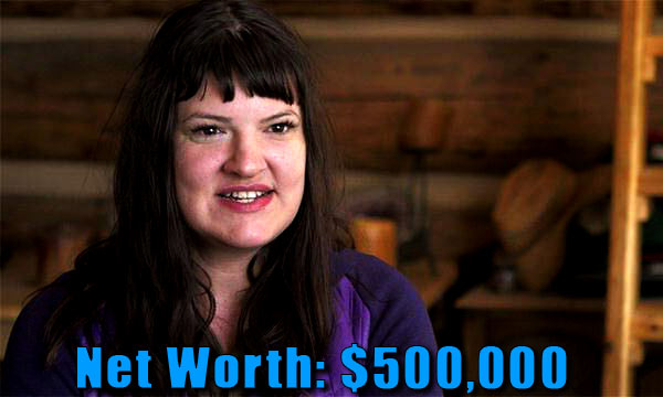Image of The Last Frontier cast Jane Kilcher net worth is $500,000
