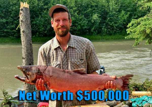 Image of Life Below Zero cast Jessie Holmes net worth is $500,000