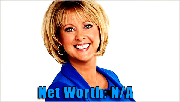 Image of News Reporter, Mary Beth Roe net worth is not available