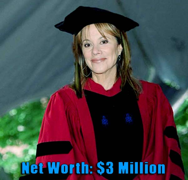 Image of Actor, Nancy Lee Grahn net worth is $3 million