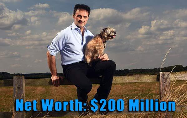 Image of Surgeon, Noel Fitzpatrick net worth is $200 million