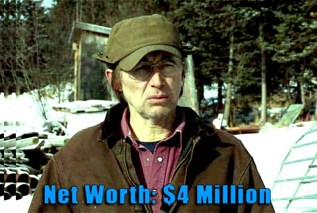 Image of The Last Frontier cast Otto Kilcher net worth is $4 million