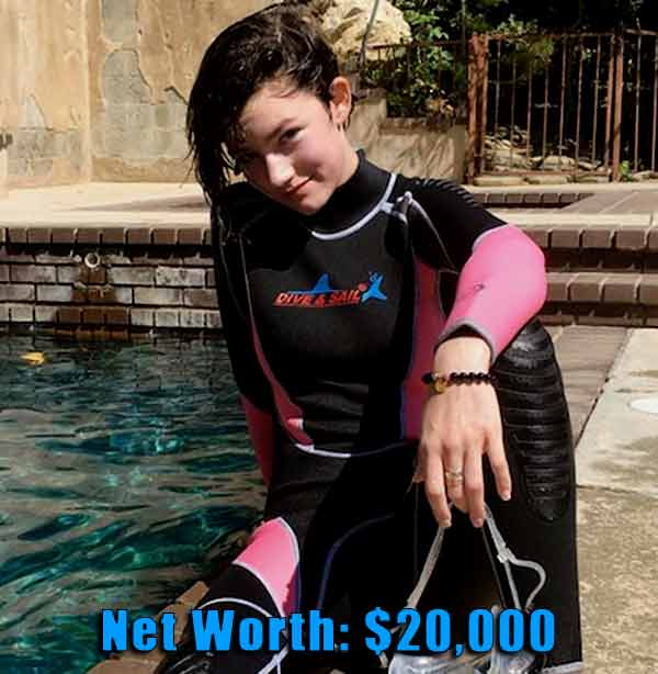 Image of Alaskan Bush People cast Rain Brown net worth is $20,000