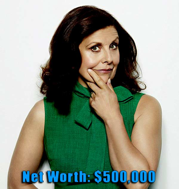 Image of Actor, Rebecca Front net worth is $500,000