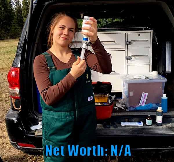 Image of Sierra Oakley net worth is not available