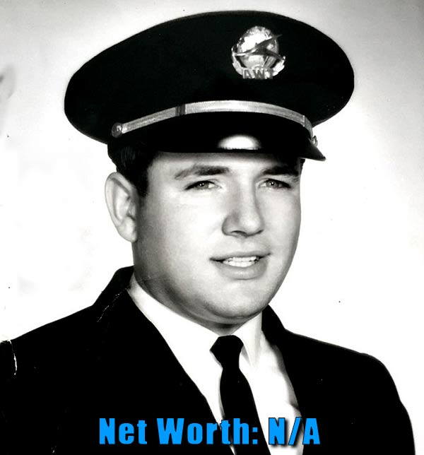 Image of Airline Pilot, Barry Seal net worth is not available