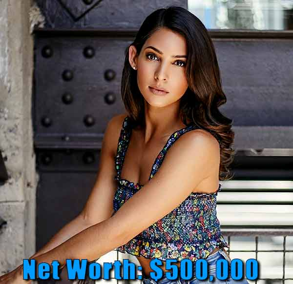 Image of Actor, Camila Banus net worth is $500,000