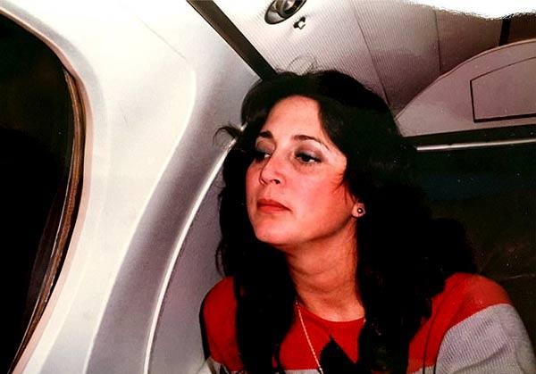 Image of Barry Seal wife Deborah Dubois